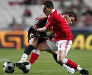 Petit e Orlando, Benfica vs Académica