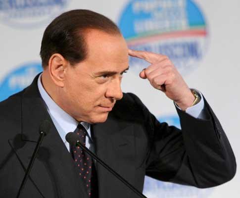 Silvio Berlusconi (arquivo)