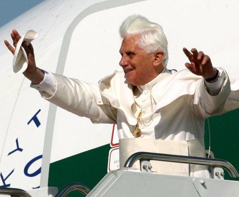 Papa Bento XVI visita EUA