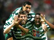 Sporting vence Benfica por 3-5