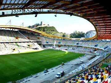 Estádio Municipal Magalhães Pessoa