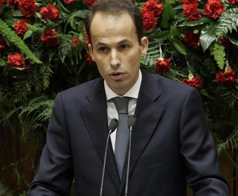 Pedro Mota Soares, deputado do CDS/PP