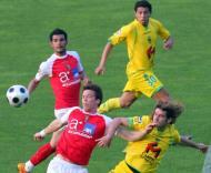 Linz e Paulo Sousa, Sp. Braga vs P. Ferreira