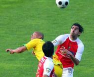 Wender, Brum e Wesley, Sp. Braga vs P. Ferreira
