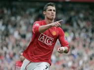 Ronaldo eleito melhor jogador do campeonato inglês