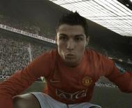 Cristiano Ronaldo kiss num anúncio Nike