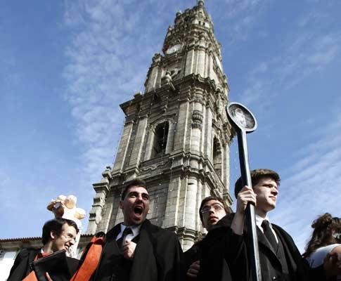 Queima das Fitas no Porto