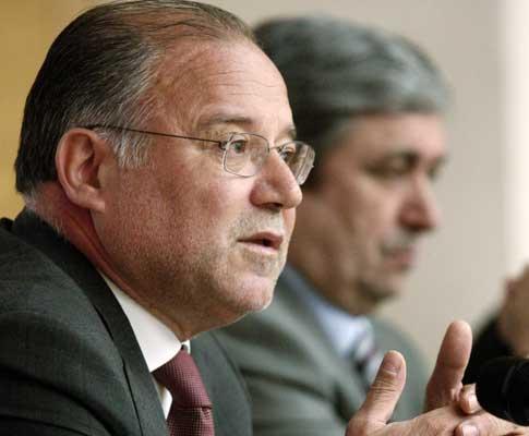 Ministro da Justiça, Alberto Costa e Pinto Monteiro, Procurador-geral da República