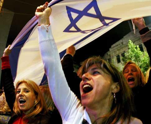 Israel festeja 60 anos «de vida»