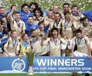 Zenit leva a Taça UEFA