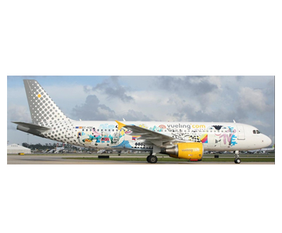 «Vueling by MTV»