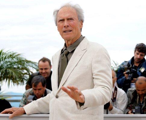 Clint Eastwood no 61º Festival de Cinema de Cannes