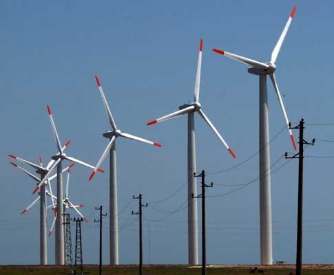 Energia eólica (arquivo)