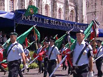 Faltam polícias nas ruas de Lisboa