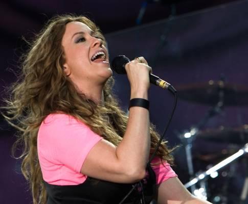 Alanis Morissette no Rock in Rio