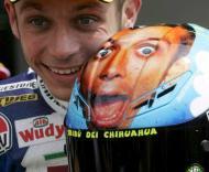 Rossi venceu GP da Itália (EPA/CARLO FERRARO)