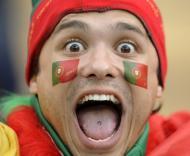 Adeptos de Portugal no Euro 2008