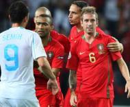 Portugal-Turquia: a estreia no Euro 2008 (Foto Lusa)