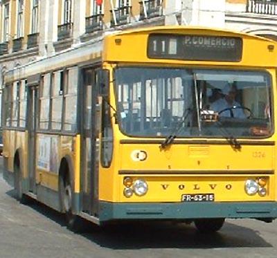 Autocarro da Carris