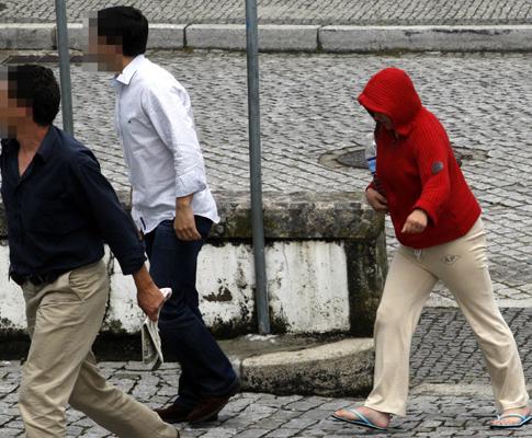 Mulher suspeita de ter raptado bebé Hospital Padre Américo, em Penafiel
