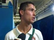 Cristiano Ronaldo vai ser operado