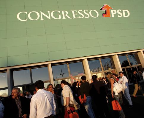 XXXI Congresso do PSD em Guimarães