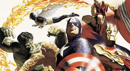 Super-heróis da Marvel