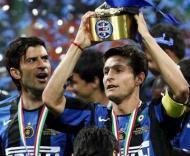 Figo conquista a Taça de Itália