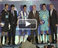 Equipamentos do F.C. Porto para 2008/2009 PLAY VÍDEO