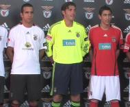 Equipamentos do Benfica 2008/09