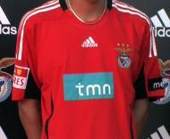 Equipamentos Benfica 2008 - 2009