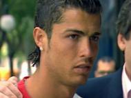 C. Ronaldo está em Lisboa para recuperação