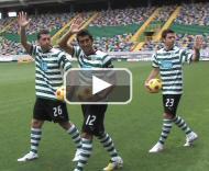 Sporting apresenta reforços e equipamentos para 2008/09 PLAY_VIDEO