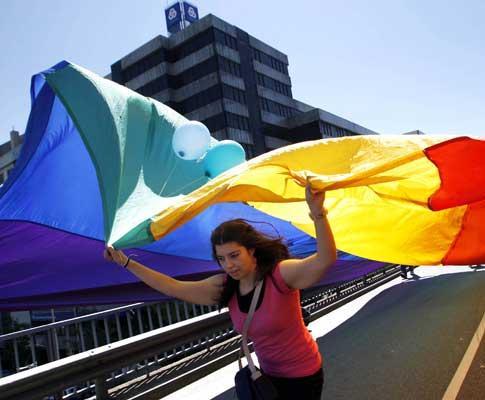3ª Marcha de Orgulho LGBT no Porto
