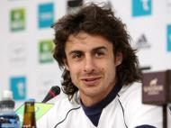 Pablo Aimar apresentado ao clube