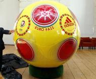 Europass, a bola da Liga 2008/09