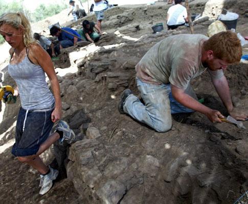 Escavações (arquivo)