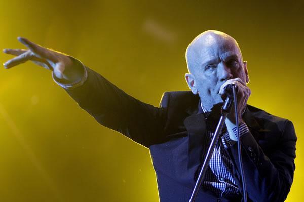 R.E.M. no Paleo Festival 2008, Suiça