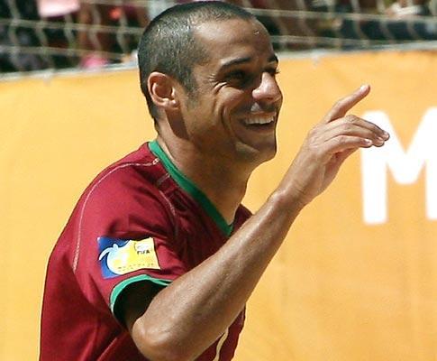 6e8a7c8842 Madjer novo diretor técnico do Al-Ahly para futsal e futebol de praia