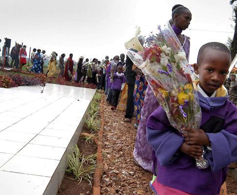 Genocídio no Ruanda em 1994