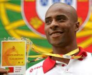 Nelson Évora é o porta-estandarte de Portugal