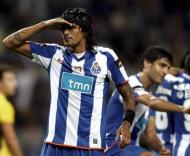 Porto-Lazio: Lucho Gonzalez