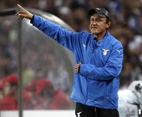 Delio Rossi, técnico da Lazio