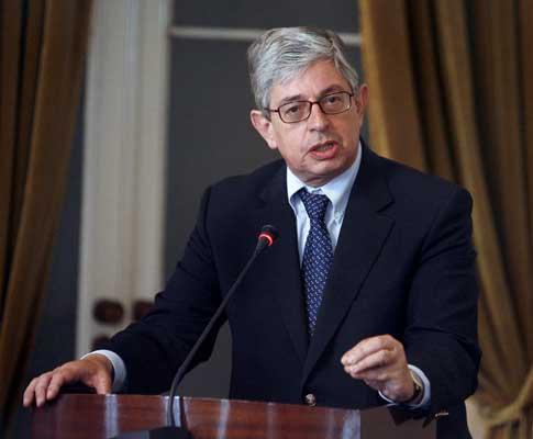 Rui Pereira, ministro da Administração Interna
