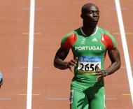 Francis Obikwelu entrou em competição