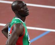 Obikwelu após falhar a qualificação para a final dos 100m