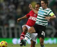 João Moutinho leva a melhor a Zé Carlos