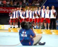 Islândia foi medalha de prata no Andebol