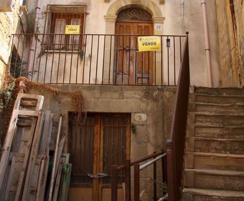 Casas por um euro