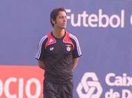 Benfica: Pablo Aimar falha os próximos dois jogos